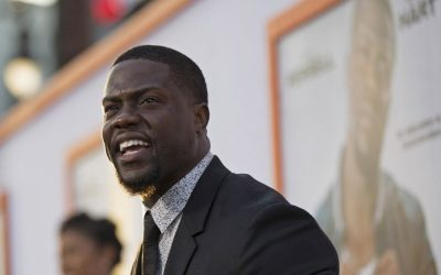 Kevin Hart turns sex tape scandal into a joke for upcoming comedy tour