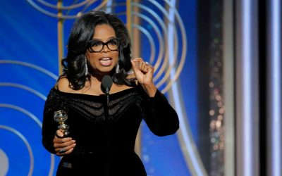 Oprah For President …. The White House may be the next step!