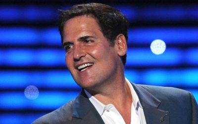 Mark Cuban thinks he could be the next president of the US