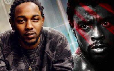 Kendrick Lamar  to create and produce historic sound track for the 'Black Panther Movie'
