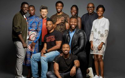 Black Panther Still Wearing Box Office Crown