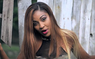 "D'Angel does remake of Lady Saw's song ""Man A The Least""!"