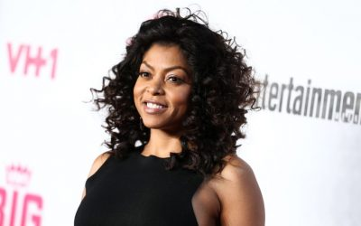 Taraji P. Henson Honored for Her Work in Fighting HIV/AIDS