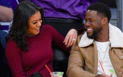 Kevin Hart & Wife Throw Lion-Themed Baby Shower