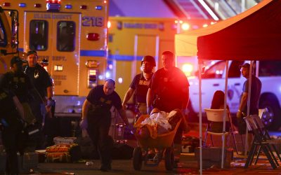 Las Vegas' Resort shooting leaves 50+ dead, 500 injured