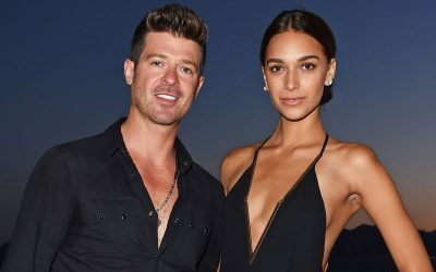 Robin Thicke & Girlfriend Expecting Baby