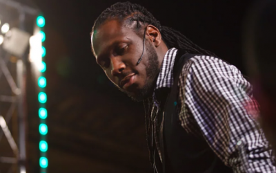 Skatta Burrell has issued a challenge to Dancehall artiste Aidonia