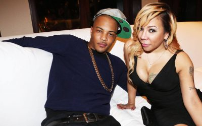 T.I. & Tiny reportedly all off divorce