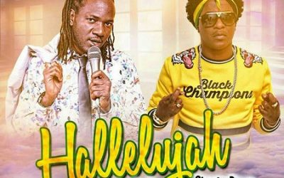 Tony Curtis and Charly Black releases Hallelujah