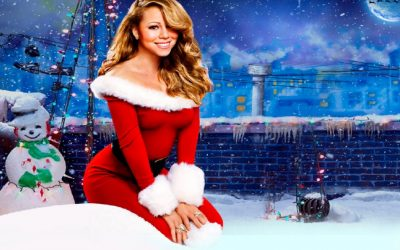 Mariah Carey is taking a brief break before setting out on her holiday concerts