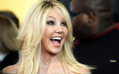 Heather Locklear All Clear!