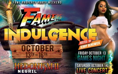 Indulgence 2017 – FAME Property Party
