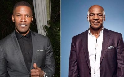 Jamie Foxx to star in Mike Tyson biopic