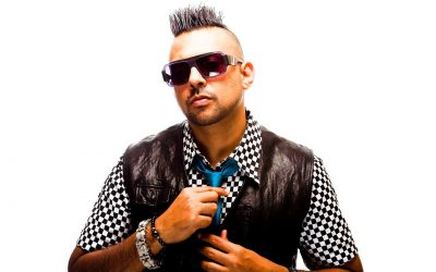 Sean Paul awarded for selling over 26 million records